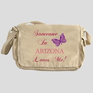 Arizona State (Butterfly) Messenger Bag