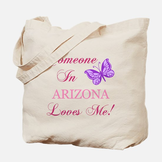 Arizona State (Butterfly) Tote Bag