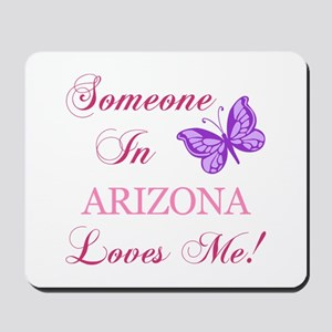 Arizona State (Butterfly) Mousepad