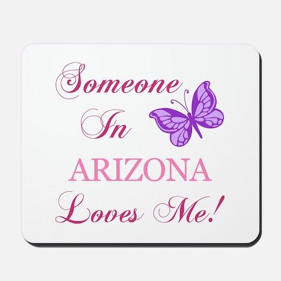 Arizona State (Butterfly) Mousepad