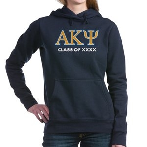 4e09bc450017 Alpha Kappa Psi Fraternity Women s Hoodies   Sweatshirts - CafePress