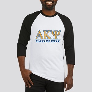 Alpha Kappa Psi Class of XXXX Baseball Jersey