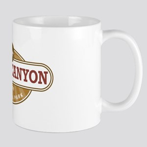 Grand Canyon National Park Mugs