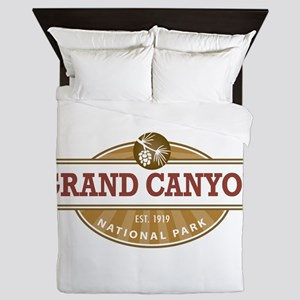 Grand Canyon National Park Queen Duvet