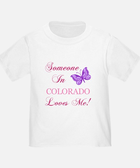 Colorado State (Butterfly) T