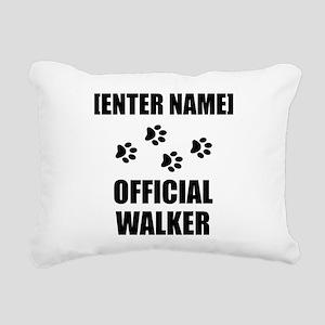 Official Pet Walker Personalize It!: Rectangular C