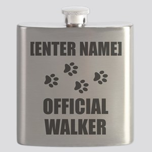 Official Pet Walker Personalize It!: Flask