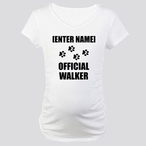 Official Pet Walker Personalize It!: Maternity T-S