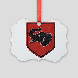 Rhodesian Army First Brigade Ornament