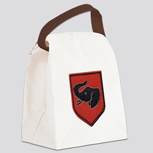 Rhodesian Army First Brigade Canvas Lunch Bag