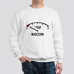 Running On Empty : Bacon Sweatshirt