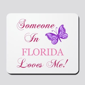 Florida State (Butterfly) Mousepad