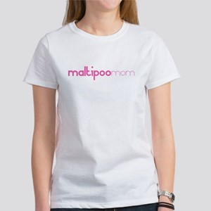 Maltipoo Mom Women's T-Shirt