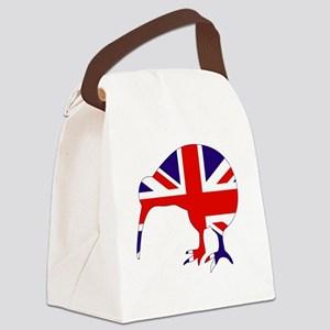 New Zealand Kiwi Canvas Lunch Bag