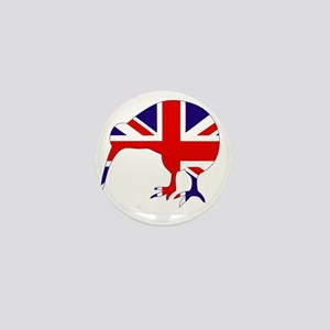 New Zealand Kiwi Mini Button