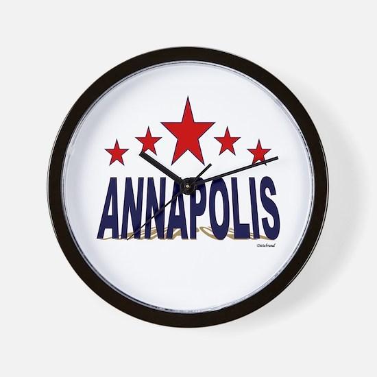 Annapolis Wall Clock