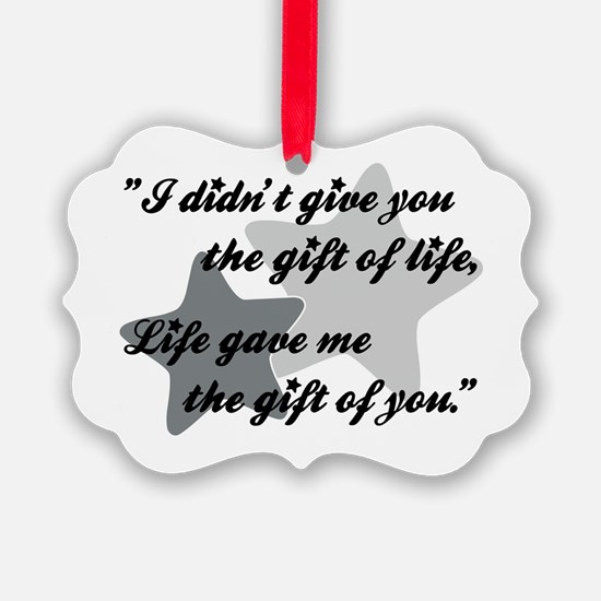 GIFT Picture Ornament
