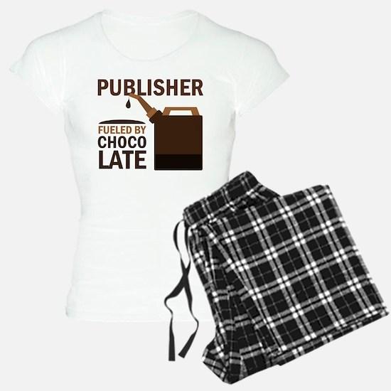 Publisher Fueled By Chocolate Pajamas