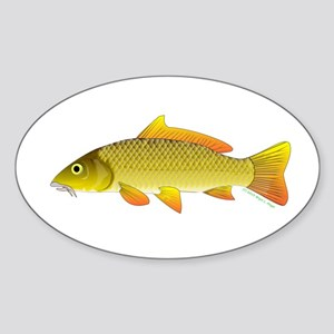 Common Carp Sticker