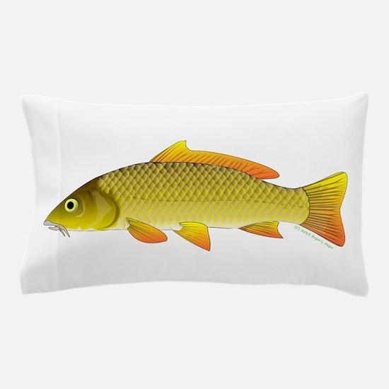 Common Carp Pillow Case