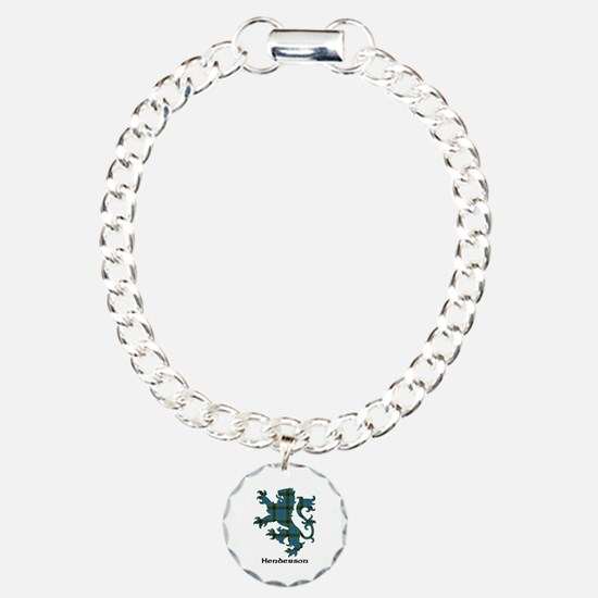 Lion - Henderson Charm Bracelet, One Charm