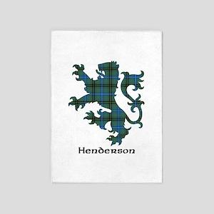 Lion - Henderson 5'x7'Area Rug