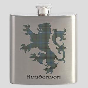 Lion - Henderson Flask