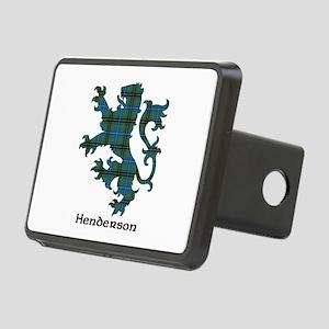 Lion - Henderson Rectangular Hitch Cover