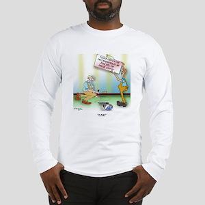 Clear! Long Sleeve T-Shirt