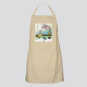 Clear! Apron