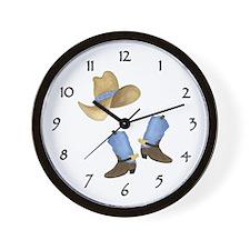 Western Wall Clock