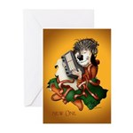 NEW ONE Christmas Greeting Cards (Pk Of 20)