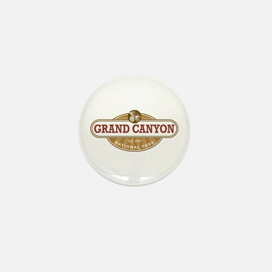 Grand Canyon National Park Mini Button