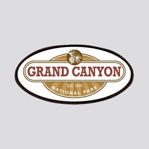 Grand Canyon National Park Patches