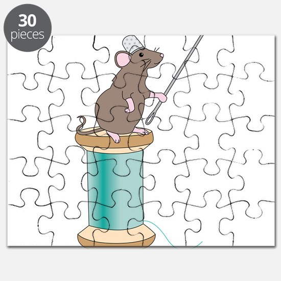 Mouse Sewing Puzzle