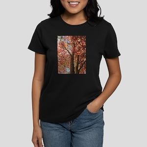 Ruby Leaves T-Shirt