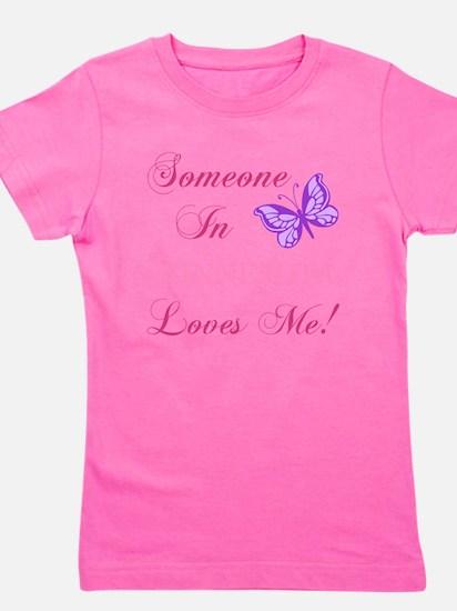 Minnesota State (Butterfly) Girl's Tee
