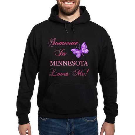 Love Minnesota Hoodie, Minnesota Sweatshirt