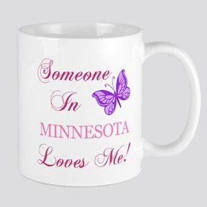 Minnesota State (Butterfly) Mug