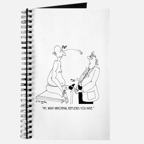 What Abnormal Reflexes Journal