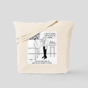 Take 2 Aspirin Tote Bag