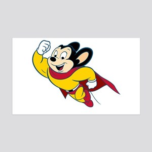 MightyMouse Wall Decal