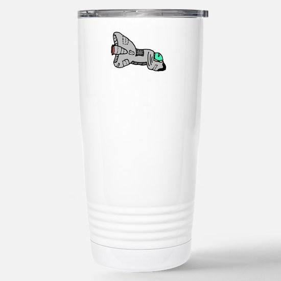 Spaceship Zero Travel Mug
