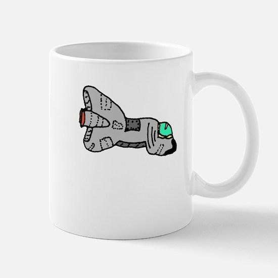 Spaceship Zero Mugs
