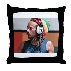 BRING DAT ROOTS BACK Throw Pillow