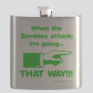 Im going right... Flask