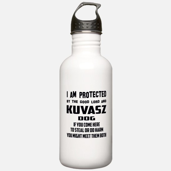 I am protected by the Water Bottle