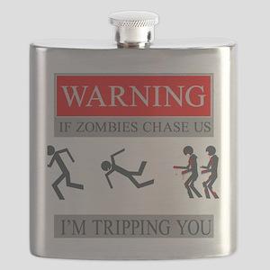 Zombies 01 Flask