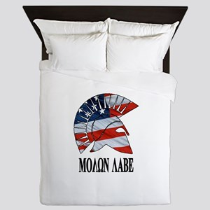 Movon Labe Flag Side Helm Queen Duvet