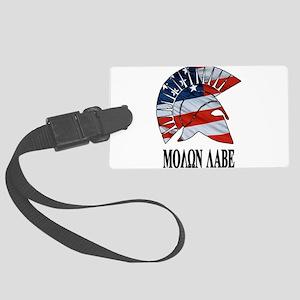 Movon Labe Flag Side Helm Luggage Tag